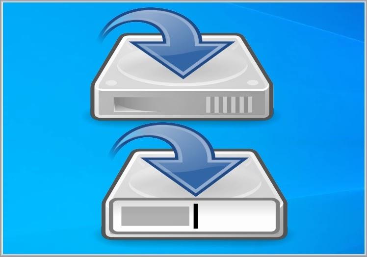 9  δωρεάν εφαρμογές κλωνοποίησης και μεταφοράς του λειτουργικού σας σε ένα νέο HD ή SSD