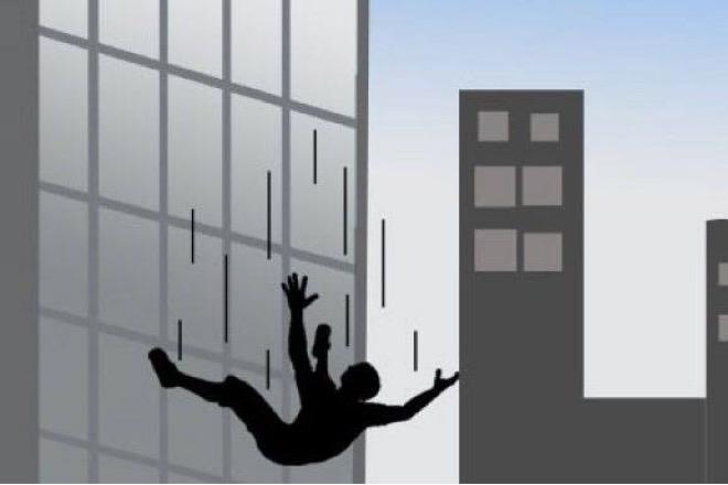 Depresi, Pria Ini Nekat Lompat dari Atas Tower Pelelangan Ikan di Lappa