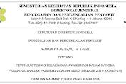 Petunjuk Teknis Pelaksanaan Vaksinasi Dalam Rangka Penanggulangan Pandemi Covid-19