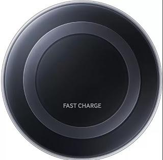 Wireless Fast Charging.