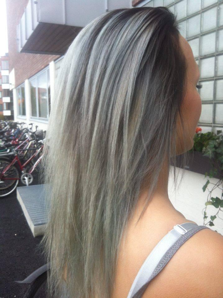 hyvä vaalea hiusväri