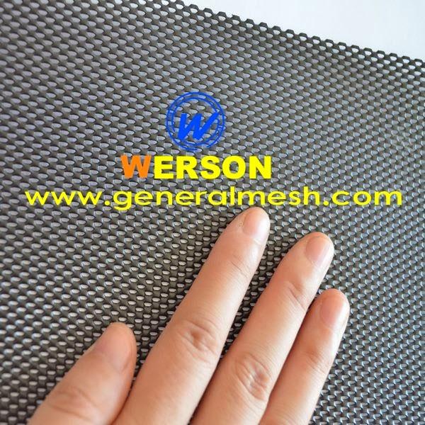 generalmesh wire cloth,wire mesh : one way aluminium mesh