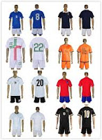 bulk printed t-shirst for football clubs