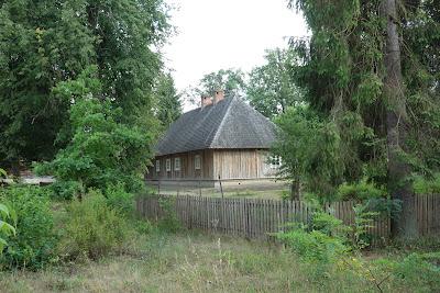 Izba leśna - muzeum RPN