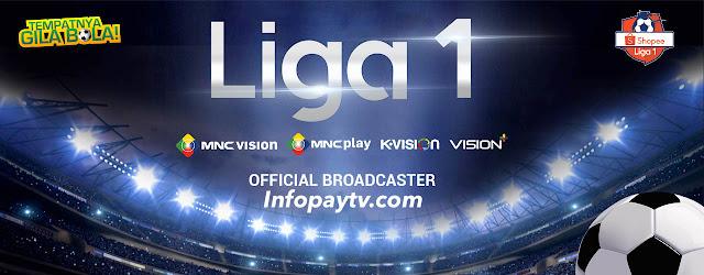 Cara Tambah Paket Soccer Liga 1 MNC Vision