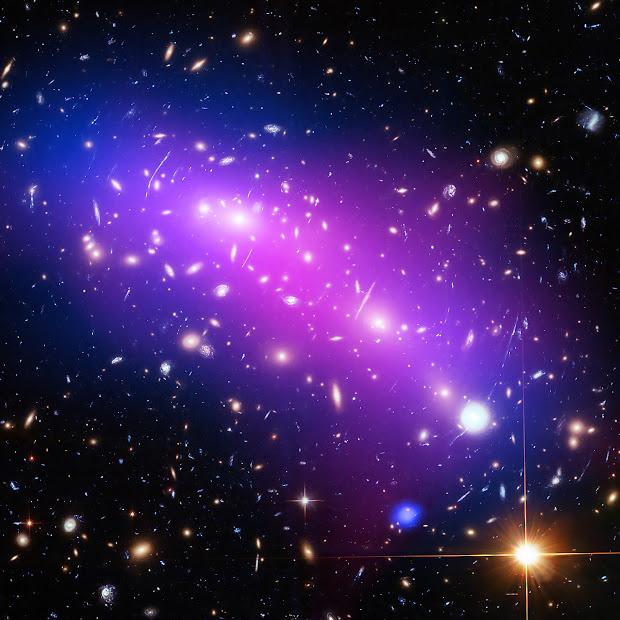 Colliding Galaxy Clusters MACS J0416.1-2403