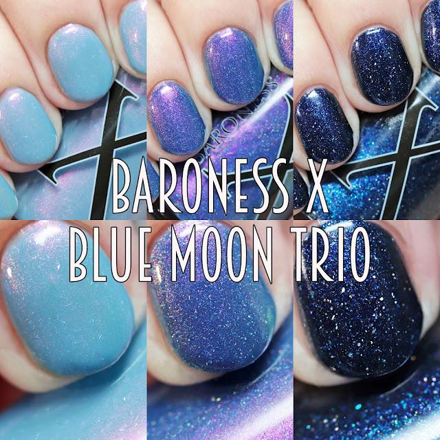 Baroness X Blue Moon Trio