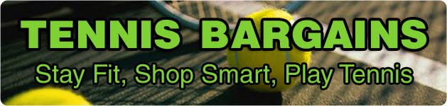Tennis-Bargains: US Open Deals, USTA Promo Codes and Tennis Reviews
