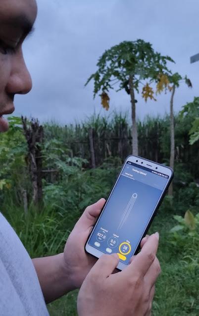 Tes Kecepatan Internet Smartfren Unlimited di Jombang