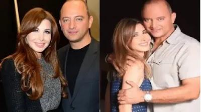 زوج نانسي عجرم من هو فادي الهاشم - fady el hachem