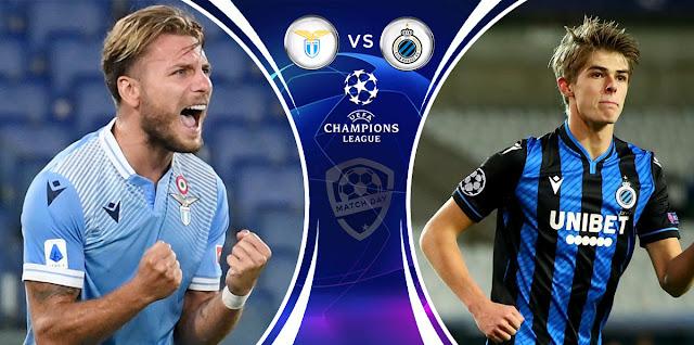 Lazio vs Club Brugge Prediction & Match Preview