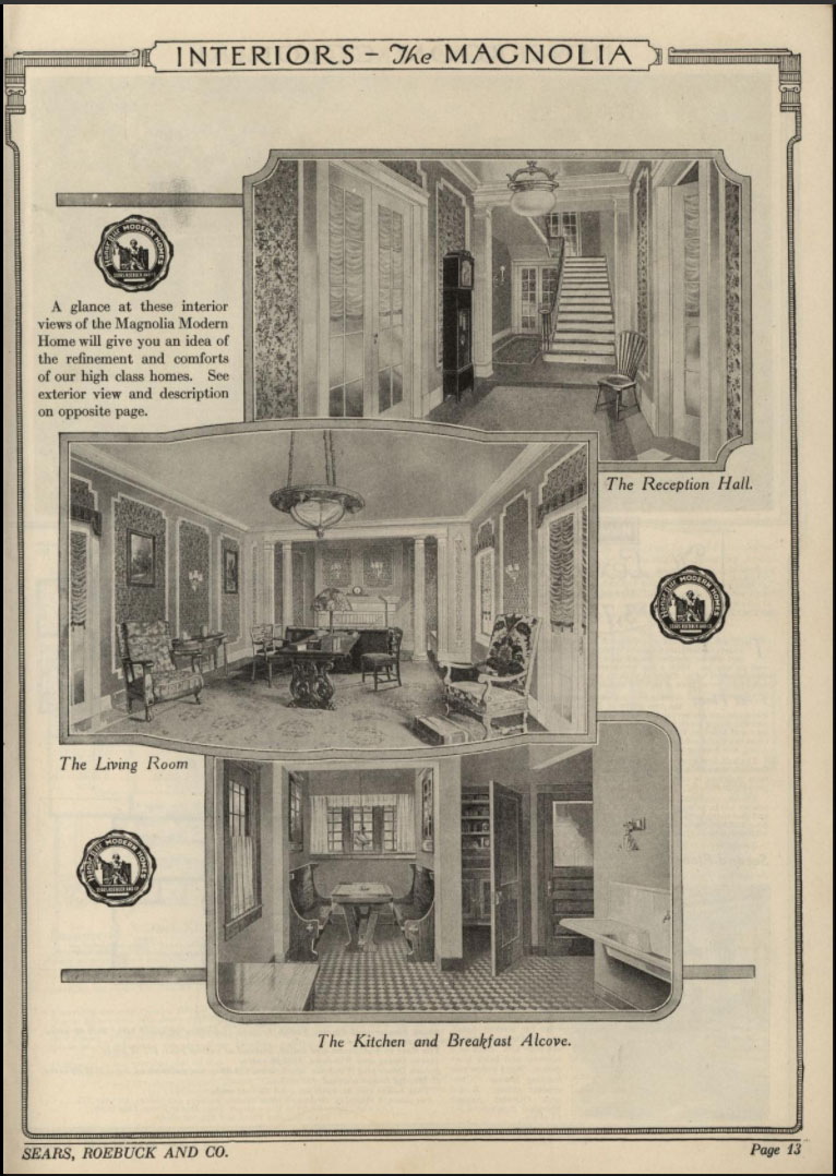 Sears Mail-Order Homes