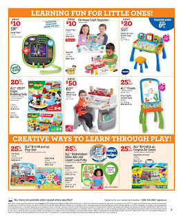 Toys R Us Flyer Out Door & Play valid January 9 - 15, 2021