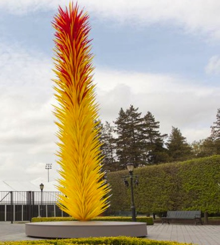 Judy Polan Flights Of Fancy Chihuly Glass Opens April 22