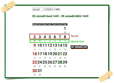 hasil pencarian kalender hijiryah islam online - kanalmu