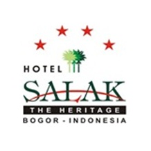 Logo Hotel Salak The Heritage