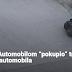 Lukavac: Automobilom pokupio tri parkirana vozila