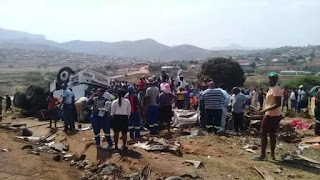 KZN Truck Crash Leaves Six People Dead