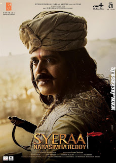 Sye Raa Narasimha Reddy First Look Poster 4