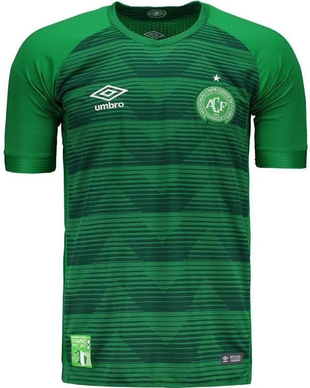 Umbro lança as novas camisas da Chapecoense - Show de Camisas b9ad68f30f60c