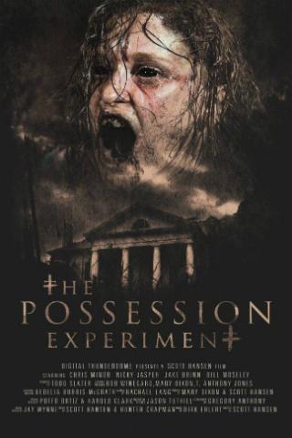 The Possession Experiment [2016] [DVDR] [NTSC] [Latino]
