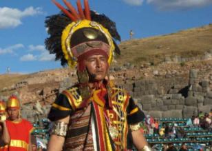 4. Suku Inca membangun Peradaban yang Cerdas
