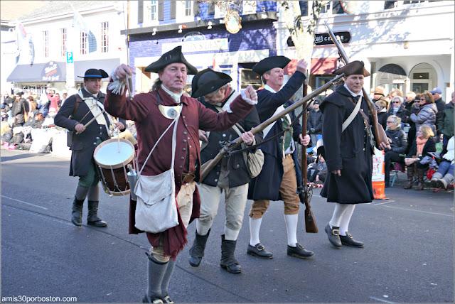 Desfile de Acción de Gracias en America's Hometown, Plymouth