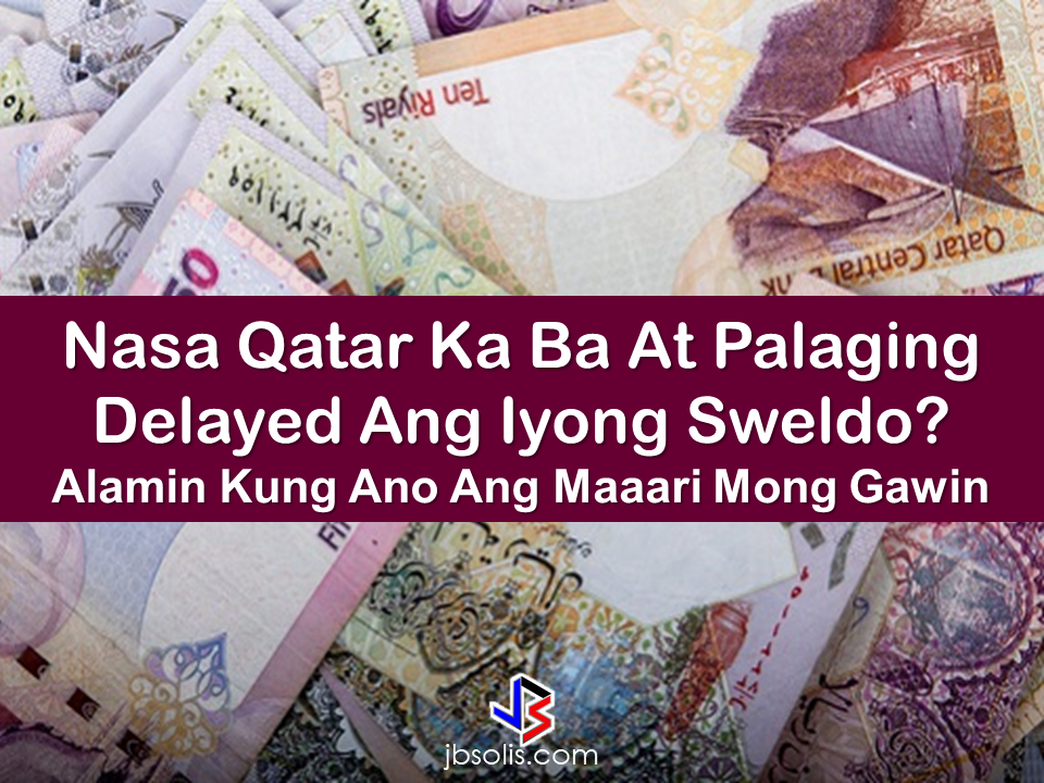 The Philippine Embassy in Qatar has issued an advisory regarding the Bangko Sentral ng Pilipinas (BSP) clarification on exchanging Qatari Riyal to Philippine Peso. Reports of difficulty issues in exchanging the Qatari currency in the Philippines both from Qatari Tourists and OFWs who are based on Qatar bringing the currency home as many local banks and money changers and foreign exchange dealers refuse such transactions. However, the BSP clarifies that it has not issued any policy prohibiting the exchange of QAR for PHP through banks, money changers (MCs) and foreign exchange (FX) dealers.   The BSP also clarified that acceptance of the QAR (or any other foreign currency) has always been a business decision of banks, MCs and FX dealers.  It means that the OFWs who wish to bring the currency home are welcome to do it as long as they know a local bank or money changers who do such transactions. The best way is to coordinate with their family and friends before bringing the currency home.  {INSERT 2-3 PARAGRAPHS OR 3 IMAGES HERE}   The Ministry of Administrative Development, Labour and Social Affairs (MADLSA) has put a new ruling that employees will have the right to switch jobs without getting a No-Objection Certificate (NOC) from their employers if the company fails to pay their monthly salaries within seven days of the due date.  According to an official from the MADLSA, a decision to this effect has been taken at the ministerial level and it will be implemented soon.    The official stated that the government wants all companies operating in the country to pay monthly salaries to their employees on time or in certain cases within seven days from the due date. If they fail to do so, employees of such companies will have the right to change jobs even if they have not completed the contract period, as reported by the Qatar Tribune.  He noted that few companies in Qatar are yet to adopt the Wage Protection System (WPS), adding that the government is taking action to id