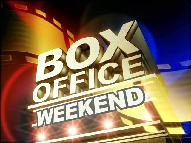 Top 10 Movies in the US; Box Office 5/16/14 - 5/18/14 in the US