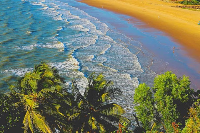 """Gokarna Tourism - """"Land of palm trees, blue seas and golden sands"""""""