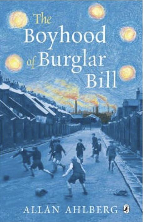 Awfully Big Reviews The Boyhood Of Burglar Bill By Allan Ahlberg