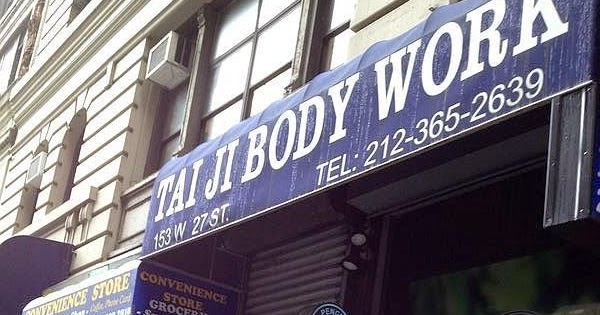 Taiji Body Work Hell S Kitchen Location New York Ny