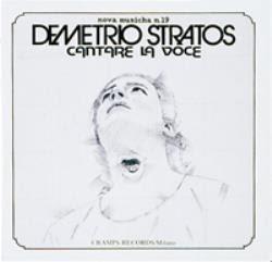 """Demetrio Stratos :  Un musicista colto, un cantante della """"voce"""""""