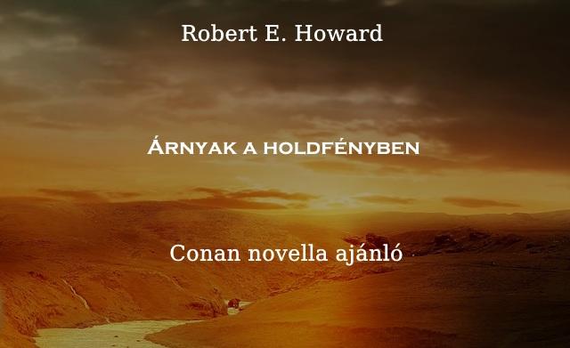Árnyak a holdfényben Conan novella ajánló