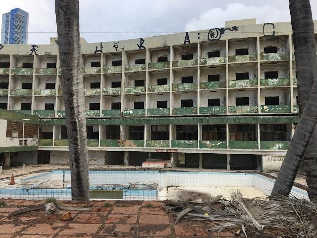 AGORA CAI:  PREFEITURA CONVOCA COLETIVA PARA TRATAR DO HOTEL REIS MAGOS