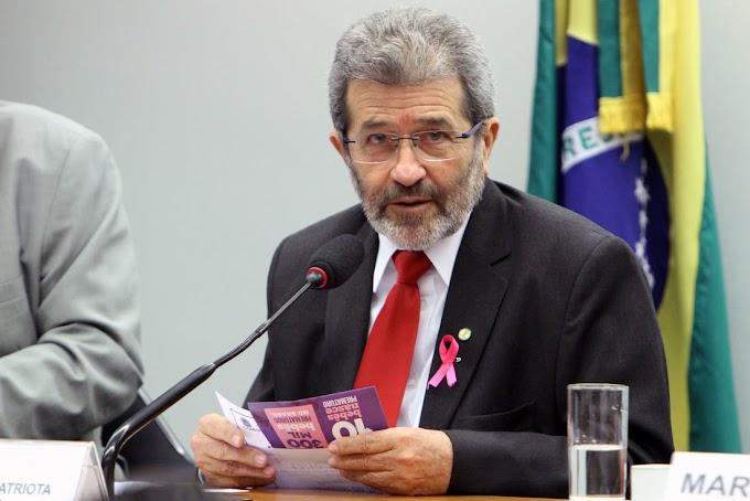 """Gonzaga Patriota declara voto em Baleia Rossi: """"Voto com o partido"""""""