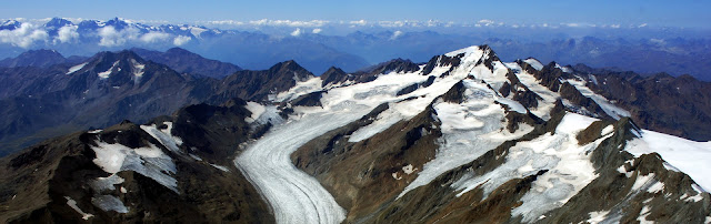 Glacier mass loss passes the point of no return, researchers report