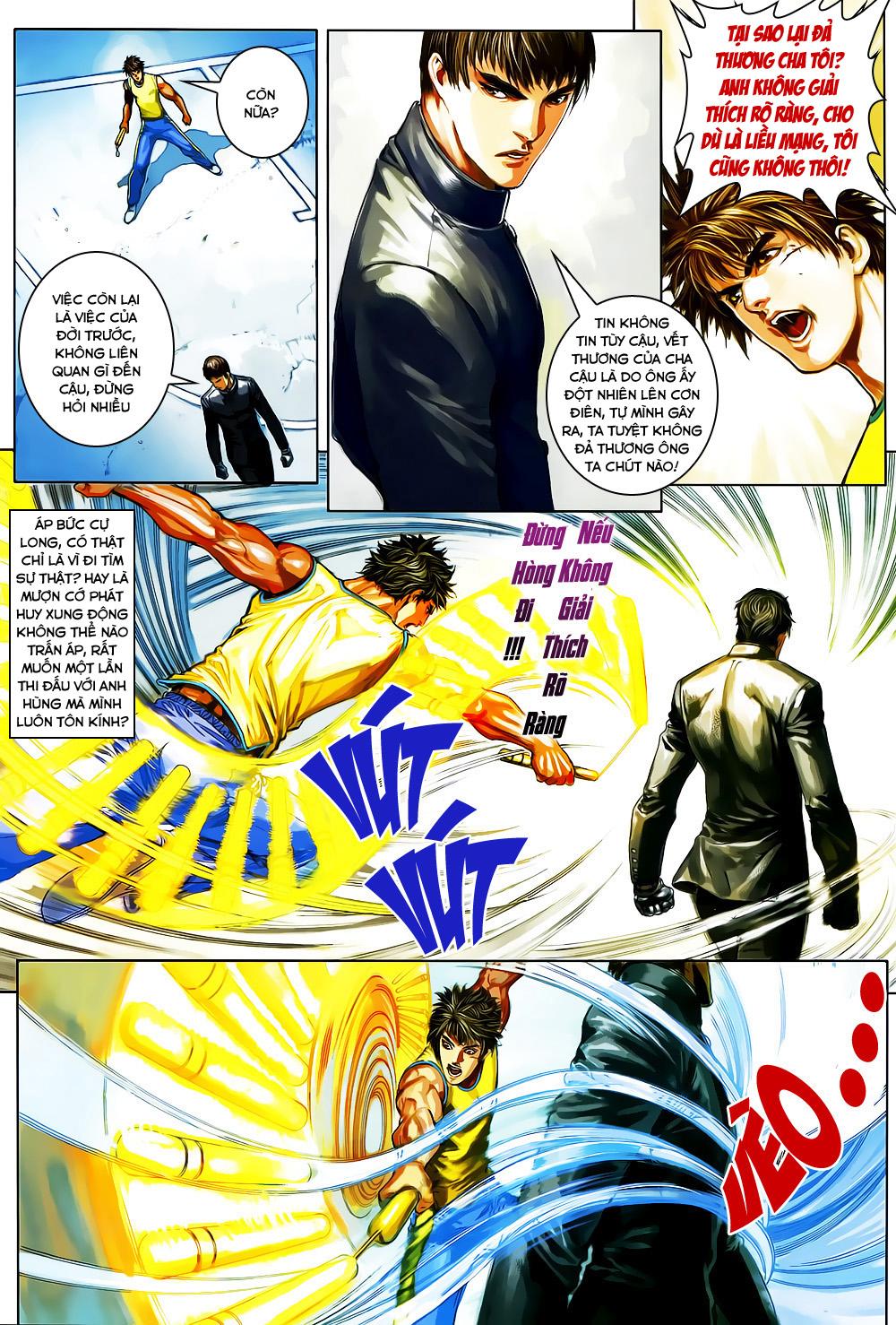 Quyền Đạo chapter 5 trang 8