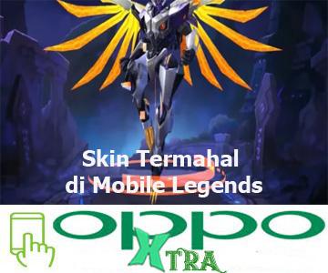Skin Termahal di Mobile Legends