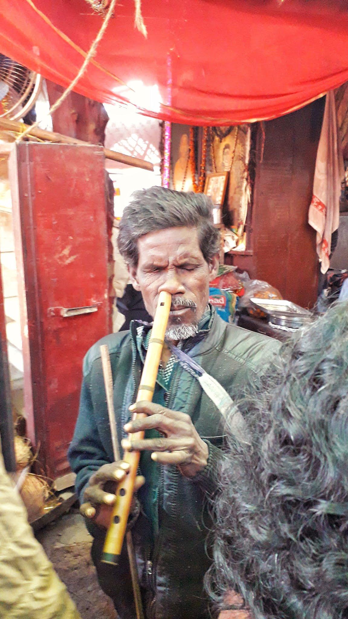 flute player in india, Shakumbhari Devi, Behat, Jasmour, Saharanpur