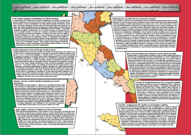 LUGLIO 2019 PAG. 4 - NEWS DALL'ITALIA
