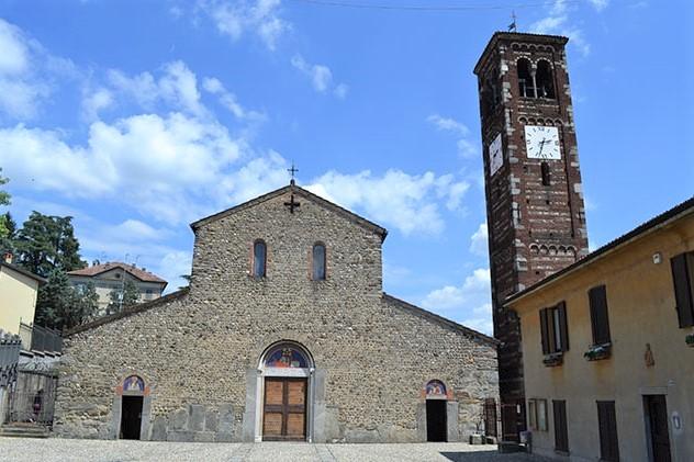 Basilica di Agliate