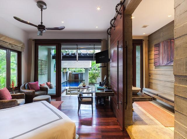Pool Suites and Villas