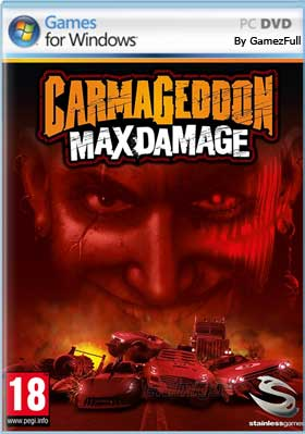 Carmageddon Max Damage PC [Full] Español [MEGA]
