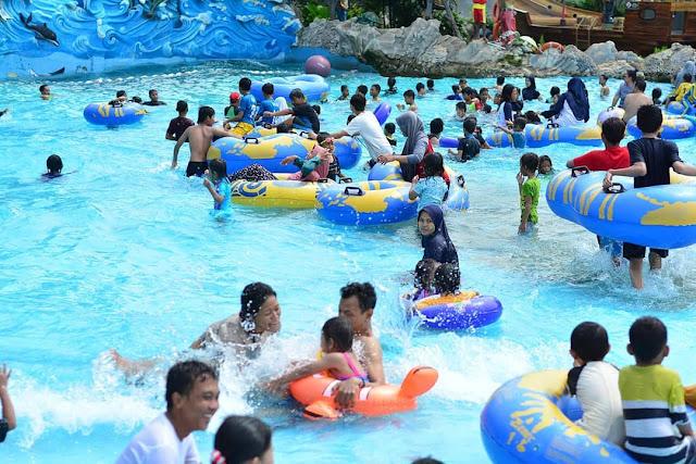 Alamat Wonderland Adventure Waterpark