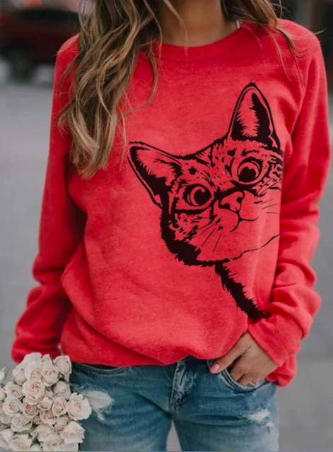 Sweatshirt for girls