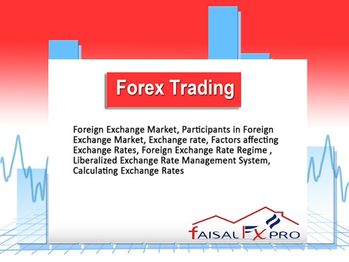 Starting the Learning of Foreign Exchange Market - Shall be able to Forex Trading