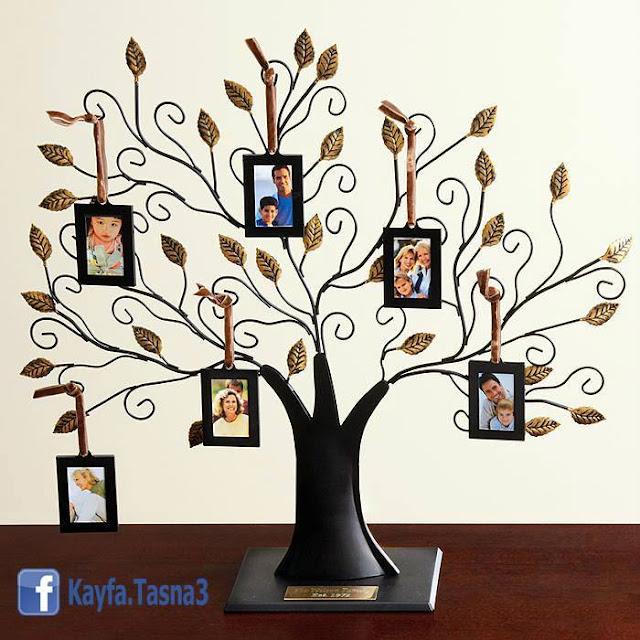 مشروع شجرة العائلة للسنة الثانية متوسط