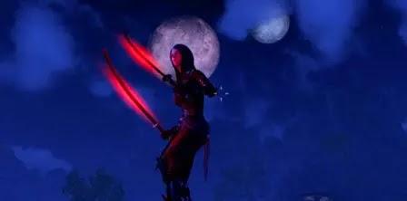 "Nightblade: ""Rampage"""