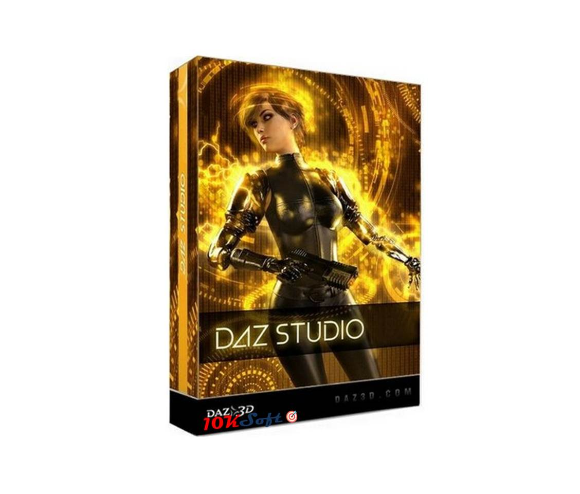 DAZ 3D Studio Pro 4.9.4 Free Download